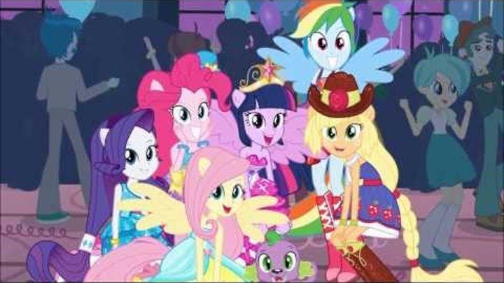 Equestria Girls Brand Anthem [Extended Version]