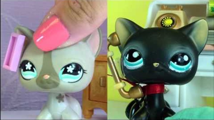 ♥ Littlest Pet Shop: Двойное Счастье. Слепая любовь. (4 сезон 2 серия) ♥