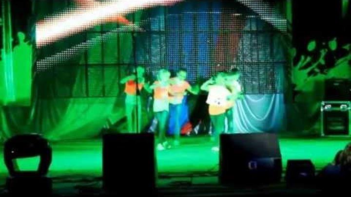 Детский танцевальный коллектив N-JOY г Жирновск