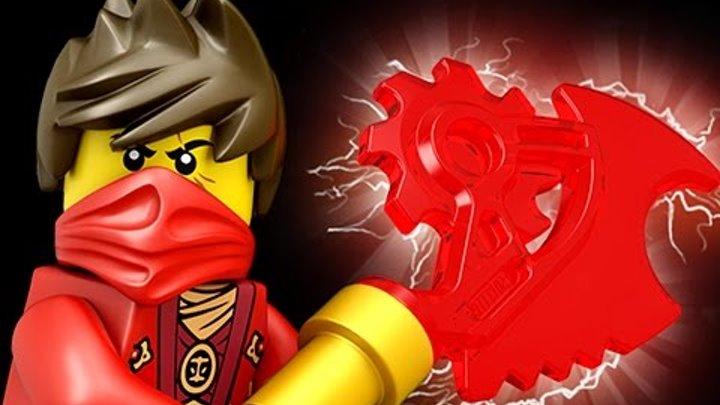 Лего Ниндзяго - Игра про Мультики Lego Ninjago - на русском языке. KokaPlay