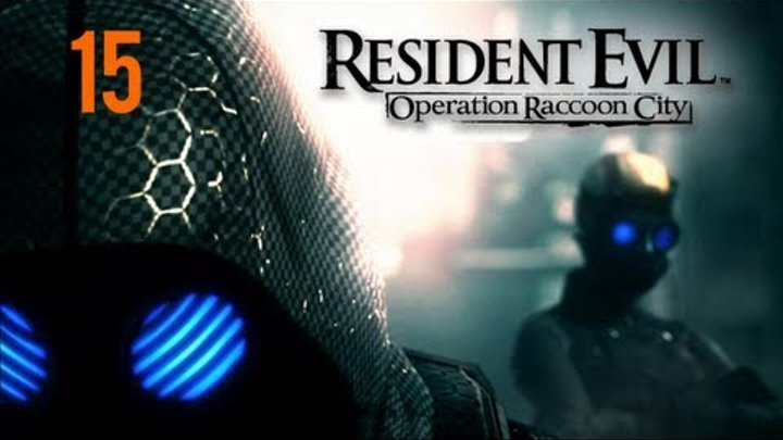 Прохождение Resident Evil: Operation Raccoon City — Ч. 15