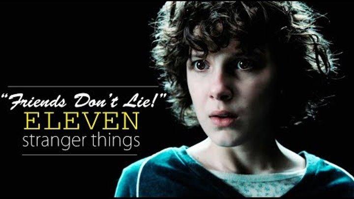 Eleven | Millie Bobby Brown | Stranger Things