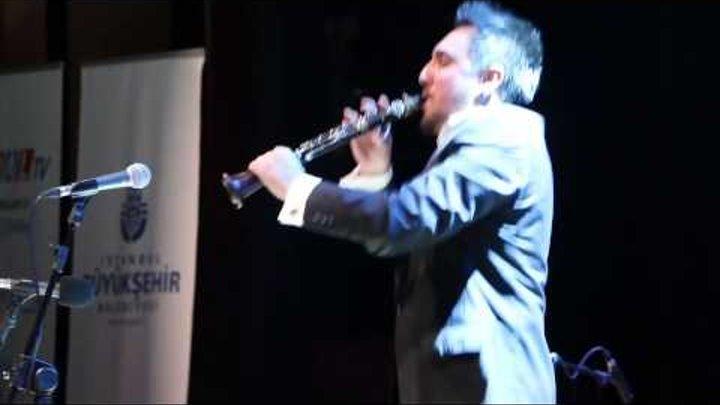 3. Uluslararası Klarnet Festivali - Burhan Öçal & Trakya All Stars - Sali Okka ve Orkestrası Konseri