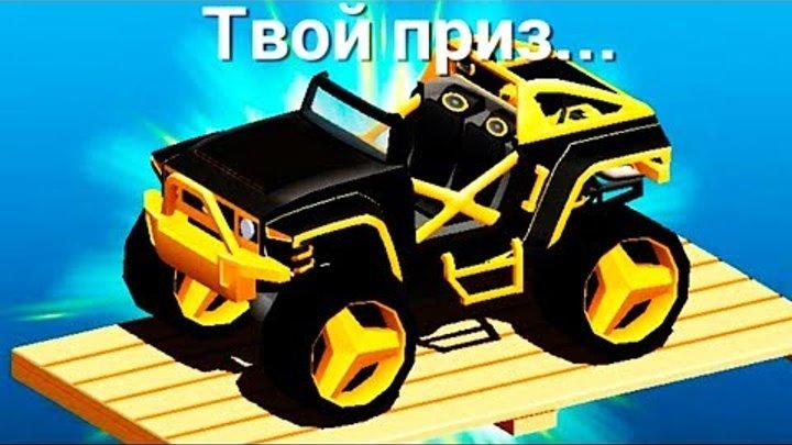 МАШИНКИ Faily Brakes #52 ИГРЫ для мальчиков МОНСТР ТРАКИ тачки VIDEO FOR KIDS как мультики car games