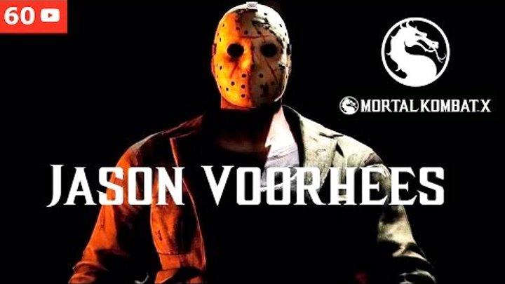 Mortal Kombat X Jason Voorhees Fatalities Fatality X-Ray Brutalities - Mortal Kombat 10