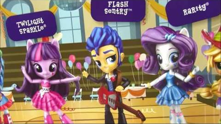 Май Литл Пони Мультик на Русском. ДИСКОТЕКА!!! ВСЕ СЕРИИ ПОДРЯД! My Little Pony School Dance