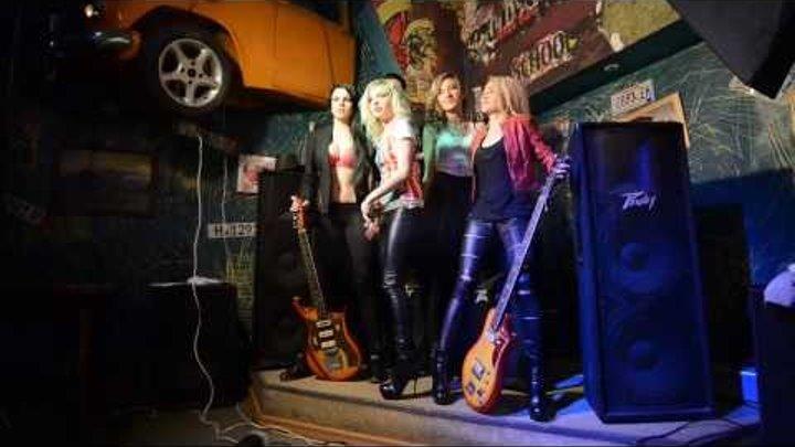 Фотопати Glam Rock в байкер-баре OldSchool г. Саратов part 3
