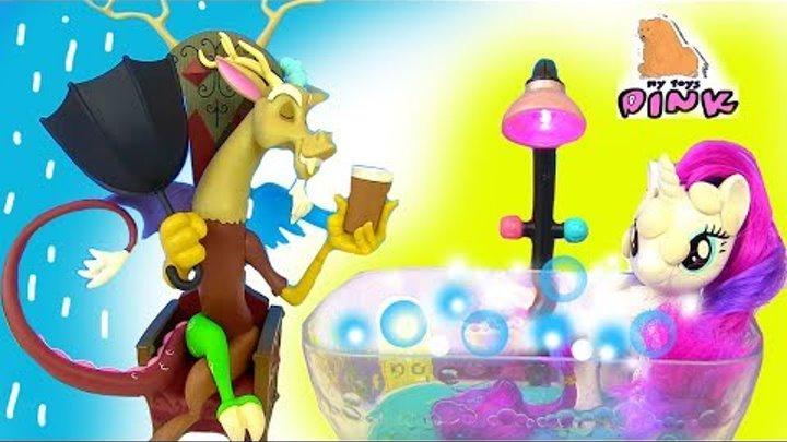 ГДЕ ВОДА?! MLP My Little Pony Май Литл Пони Мультик! Пони Мультики с Май Тойс Пинк для детей