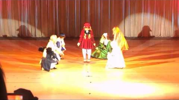NHK 5.0 - Дефиле Дева Роза ( Rozen Maiden )