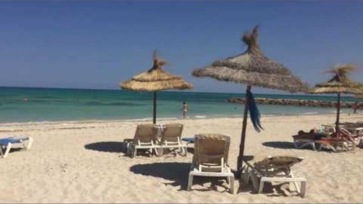 Отдых в Тунисе. Остров Джерба. Отель Seabel Aladin Djerba 3+