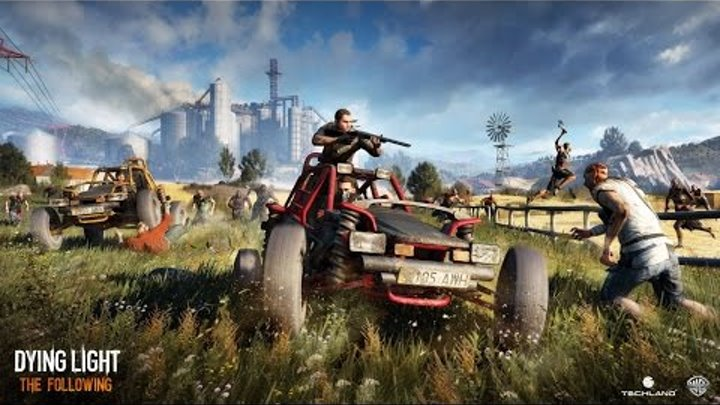 Трейлер даты выхода Dying Light: The Following - Enhanced Edition