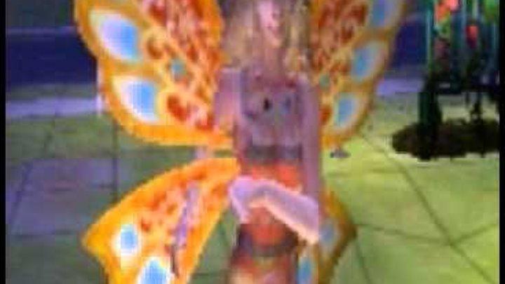 Winx Club Sims 2 enchantix