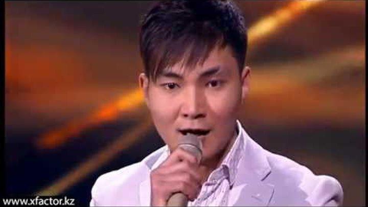 Бауыржан Жакыпбек. Песня спасения. X Factor Казахстан. 3 концерт. Эпизод 12. Сезон 6.