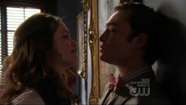 Gossip Girl Chuck & Blair apologize