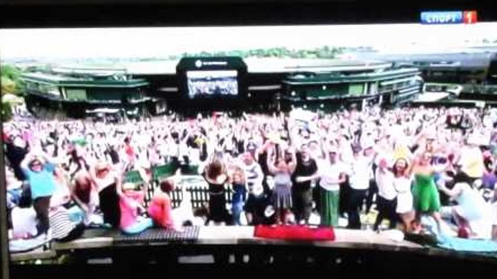 Уимблдон 2015 покажет НТВ-Плюс и канал Спорт 1