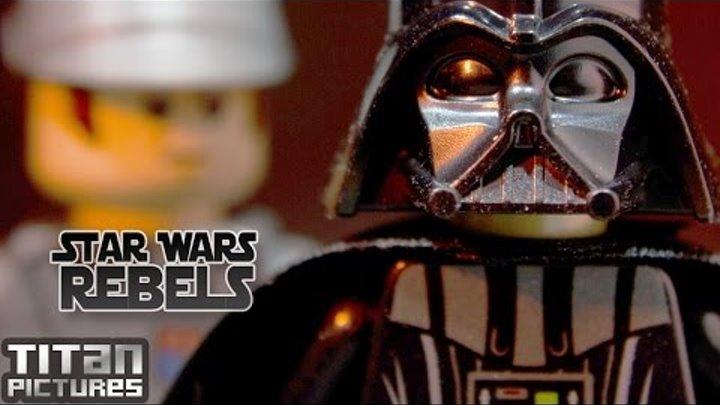 Lego Star Wars Rebels Episode 2