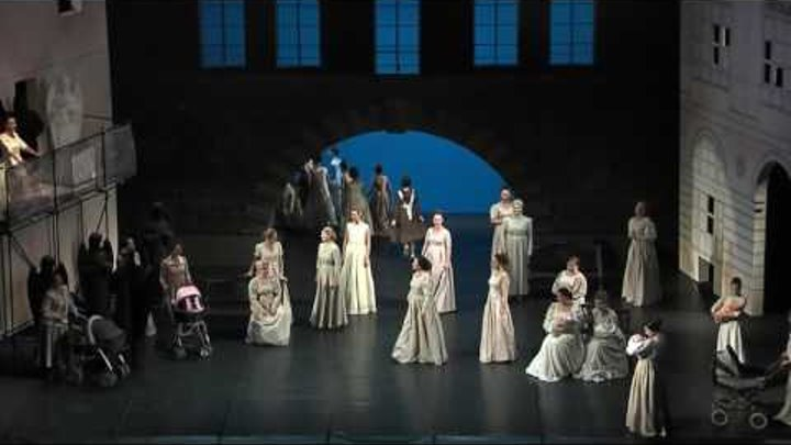 """Опера """"Пиковая дама"""" Одесский оперный театр"""