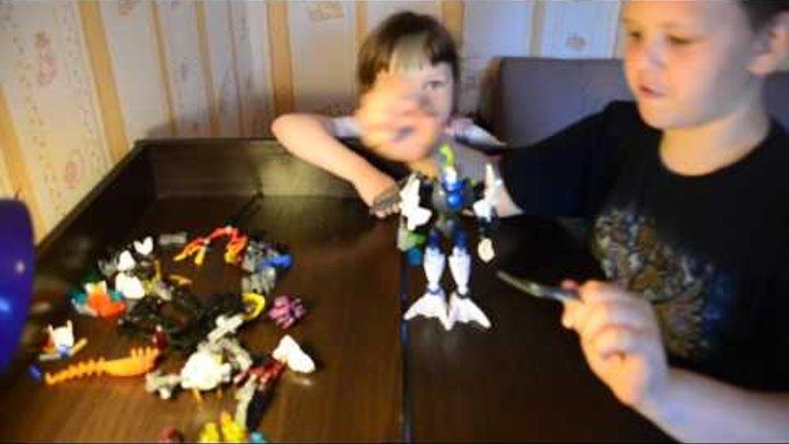 Роботы трансформеры часть 1