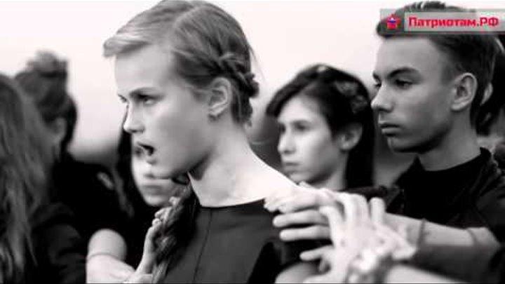 12-летняя девочка исполнила песню Цоя!
