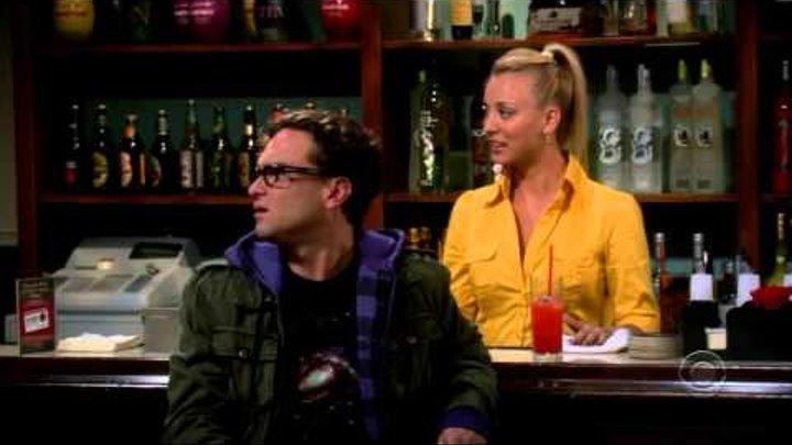 Шелдон поёт в кафе | Кураж Бамбей VS. Новамедиа | Теория большого взрыва