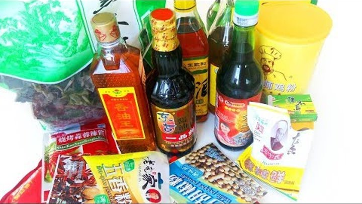 Китайская кухня. Обзор китайских соусов и специй.