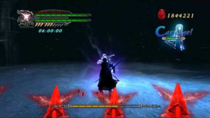 Devil May Cry 4 : Dante vs Bael DMD [2/3] (HD)