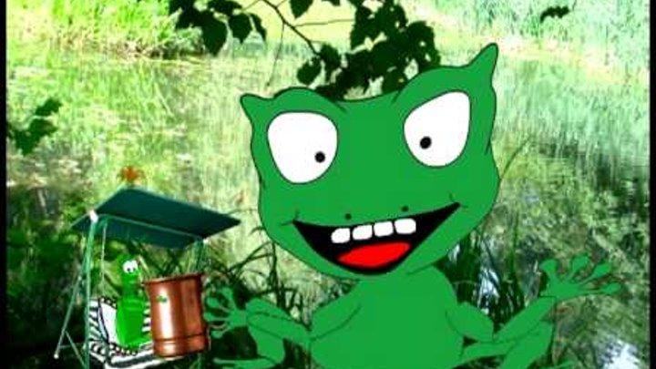 Песня про зелёного кузнечика. Ч.2. Судный день