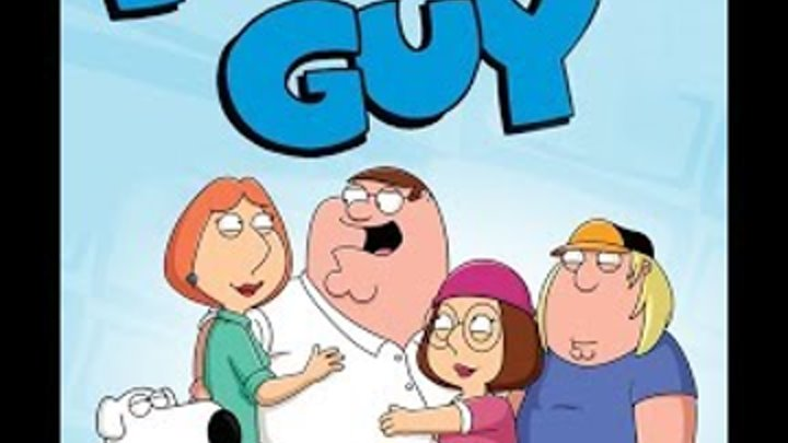 Гриффины 16 сезон 6 серия ( Мясорубка ) / Family Guy 16 season series 6 ( meat grinder )