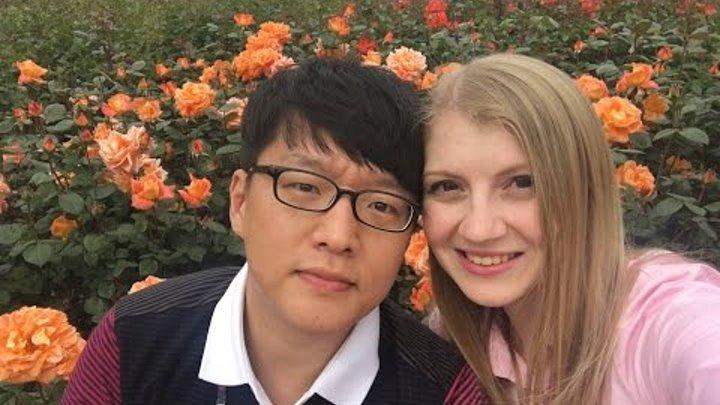 ВЛОГ: МУЖ ГОВОРИТ НА РУССКОМ! \ Ханбок \ Парк Роз \ Корейский Храм ||| НАША ЖИЗНЬ В КОРЕЕ |||