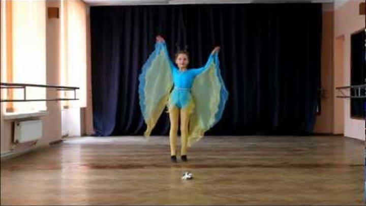 Бабочка ( Mega-Dance младшая группа )