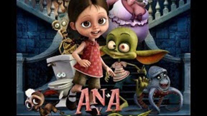 #Мультфильмы Тайный мир Анны (2019)