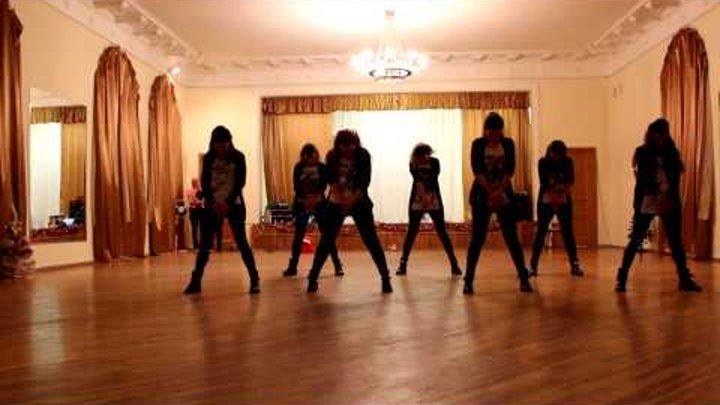 Dance Team, Natalia Malova - Jazz-Funk, Vougue, Waacking (STEP2DANCE)