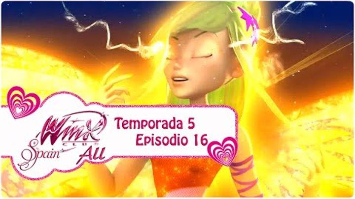 Winx Club - Temporada 5 Episodio 16 - El Eclipse - COMPLETO