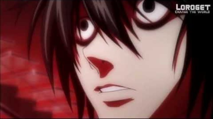 Death Note AMV - Change The World - Let it Burn