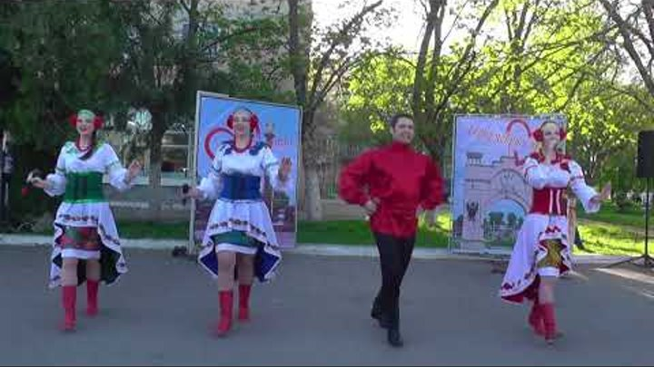 Земля наш дом Бендеры Ленинский КДЦ Шелковик 22 Апреля 2018 Ч 3