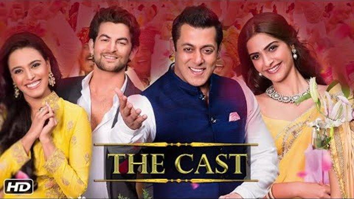Prem Ratan Dhan Payo | The Cast | Salman, Sonam, Neil & Swara | Diwali 2015
