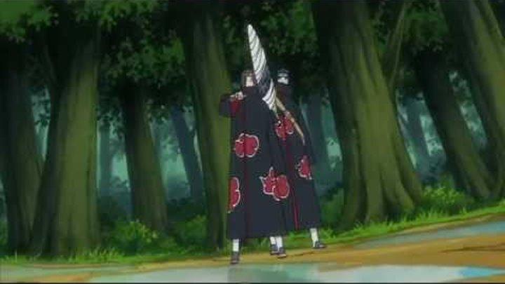 Naruto Shippuden:Ultimate Ninja Storm Generations: Itachi vs Kisame OVA
