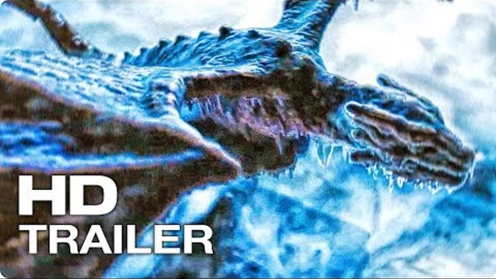 ИГРА ПРЕСТОЛОВ Сезон 8 ✩ Тизер Трейлер #2 Драконий Камень (2019) HBO Series