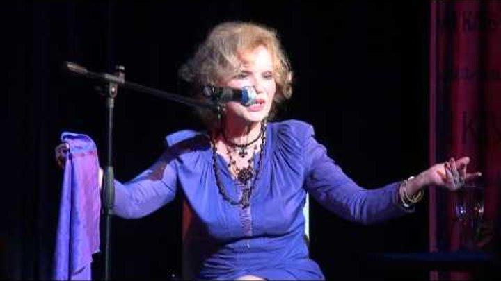 Л. Гурченко - Концерт в клубе Альма-матер (03.10.2010). Часть 1