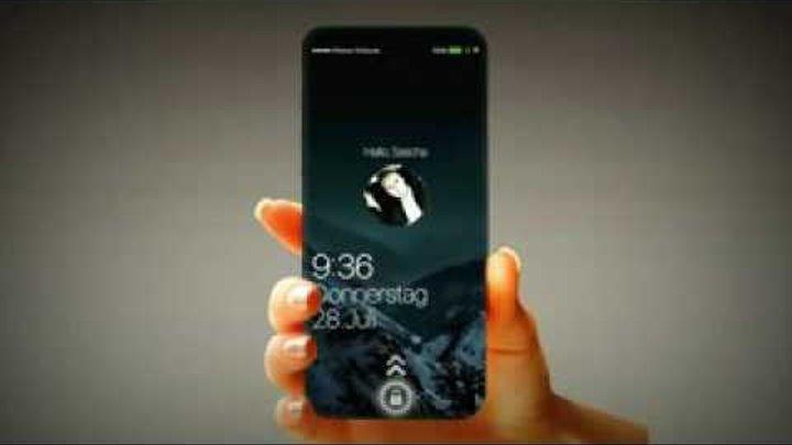 Призентатсия нового айфона 7