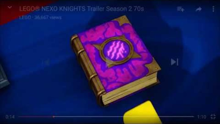 Lego Nexo Knights: Season 2 - What's Next