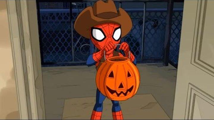 Великий Человек-паук - Стервятник - Сезон 3 Серия 7