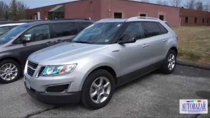 2011 Saab 9-4X видео обзор. Тест драйв 2011 Сааб 9-4X. Авто из США. Купить машину в Америке