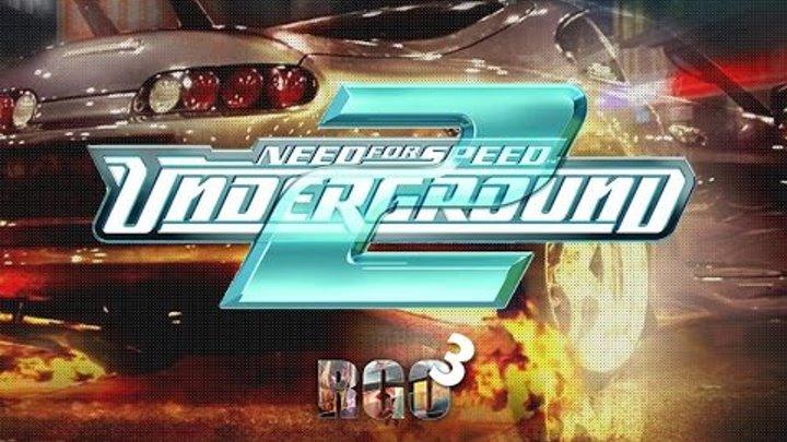 """RAPGAMEOBZOR 3"" - Need for Speed: Underground 2"