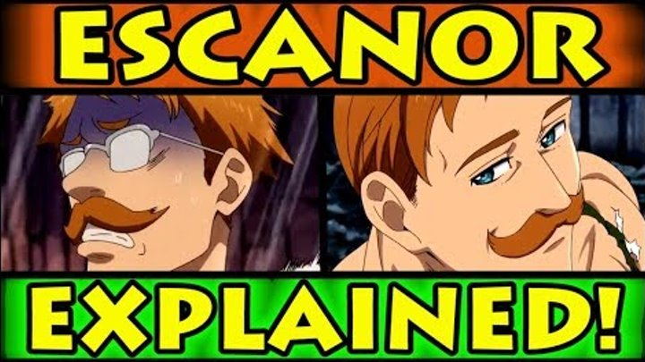 The Two Sides of Escanor Explained! (Seven Deadly Sins Nanatsu no Taizai Master of the Sun Season 2)