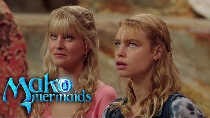 Тайны Острова Мако.(1 сезон 16 серия )/Mako Mermaids
