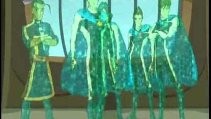 Winx Club 4.Sezon 1.Bölüm Part 1/2 - Türkçe Dublaj HQ