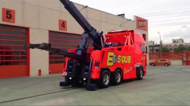 DAF Xf 95 480 tow truck