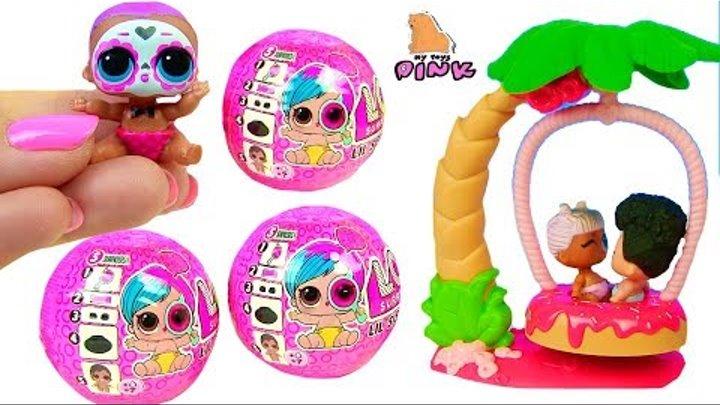 МАЛЬЧИК И ДЕВОЧКИ ЛОЛ ЗА ПОНЧИКАМИ ШОПКИНС #LOL Surprise Baby Dolls Eye Spy Wave 2 Мультик Игрушки