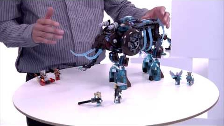 LEGO® Design: LEGO® Legends of Chima Playtheme 2014